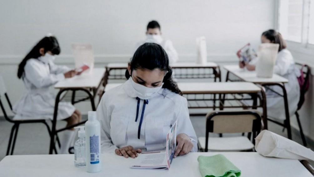 BIANCO SOBRE CLASES EN ESCUELAS:
