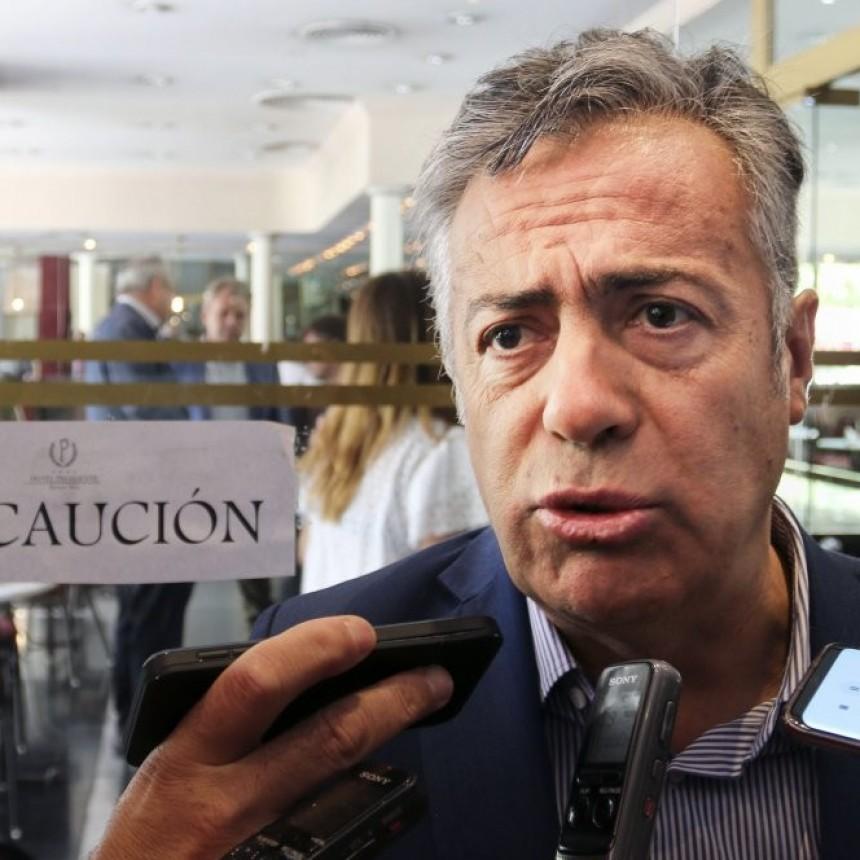 EN MAR DEL PLATA CORNEJO AFIRMÓ QUE LA UCR