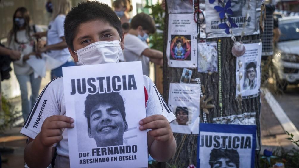 ENVÍAN A JUICIO ORAL A NUEVE RUGBIERS POR EL CRIMEN DE FERNANDO BAÉZ SOSA