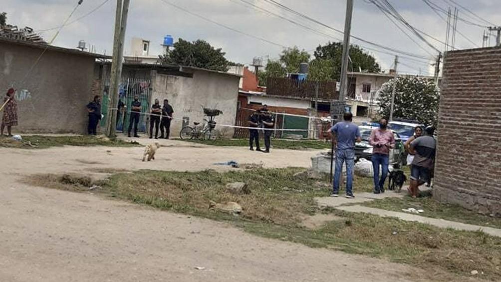 MARCOS PAZ: UNA MUJER FUE ASESINADA DE UNA PUÑALADA DELANTE DE SUS HIJOS Y DETUVIERON A SU EX CONCUBINO