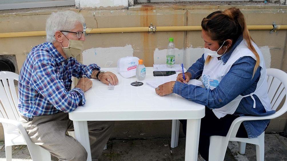 PROVINCIA DE BUENOS AIRES: COMENZÓ LA VACUNACIÓN A MAYORES DE 70 AÑOS