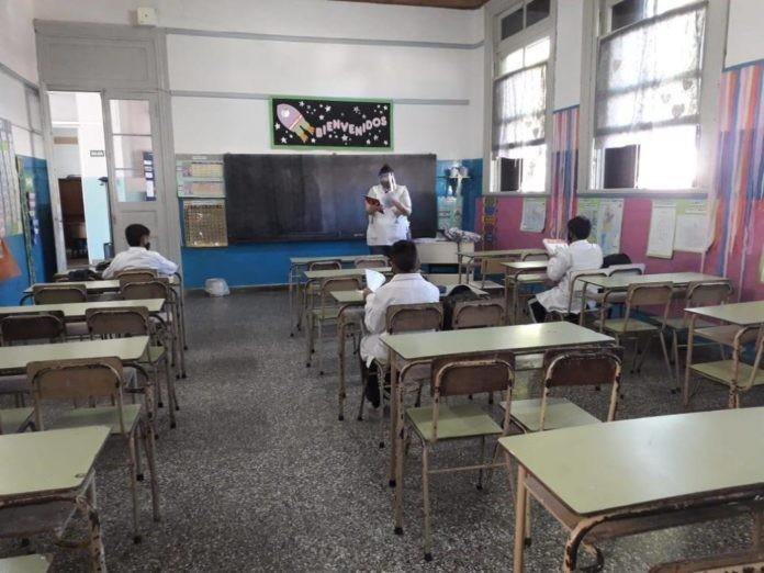 LAS CLASES PRESENCIALES EN BUENOS AIRES Y EN OTRAS DOCE PROVINCIAS