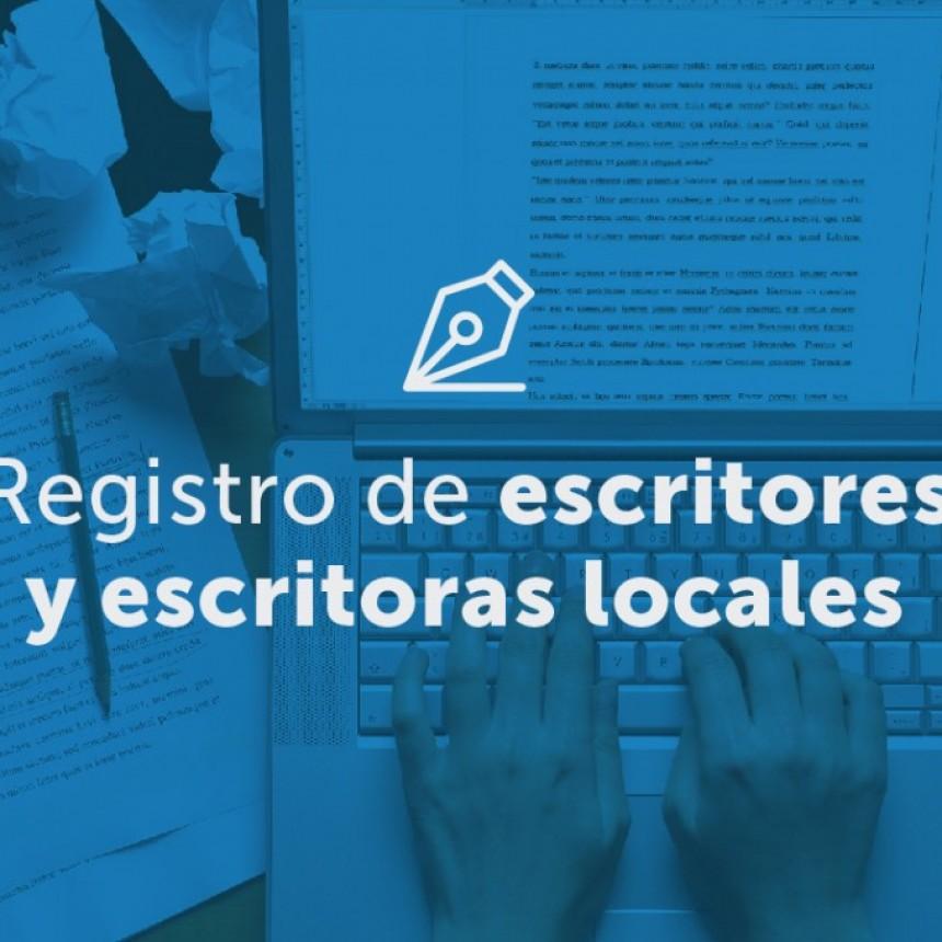 ITUZAINGÓ ABRE UN NUEVO REGISTRO DE ESCRITORAS Y ESCRITORAS