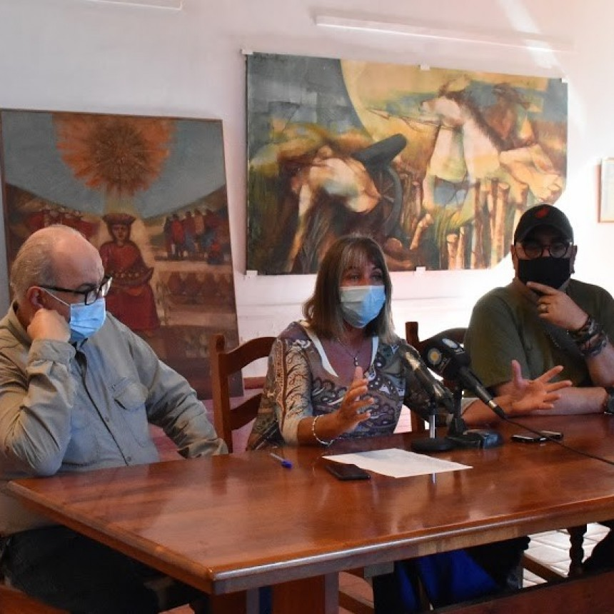 TRENQUE LAUQUEN LANZÓ UN SITIO OFICIAL DIGITALIZADO DE MÚSICA PARA DIFUNDIR EL TRABAJO DE LOS ARTISTAS DEL DISTRITO