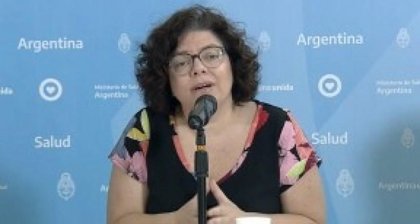 EL MINISTERIO DE SALUD CONFIRMÓ EL PRIMER CASO DE TRANSMISIÓN COMUNITARIA