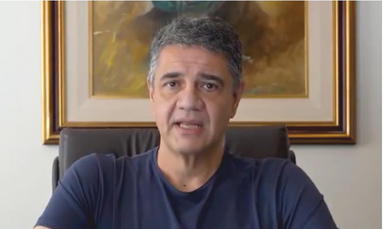 JORGE MACRI PRESENTÓ UN AMPARO CONTRA LA SUSPENSIÓN DE CLASES PRESENCIALES EN BUENOS AIRES