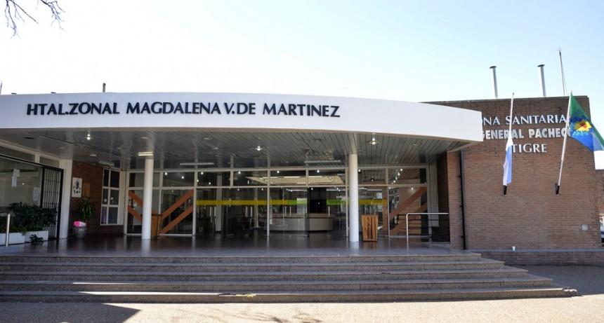 CON INVERSIÓN MUNICIPAL, YA FUNCIONA EN EL HOSPITAL DE PACHECO UNA NUEVA TERAPIA EXCLUSIVA PARA CASOS DE COVID-19