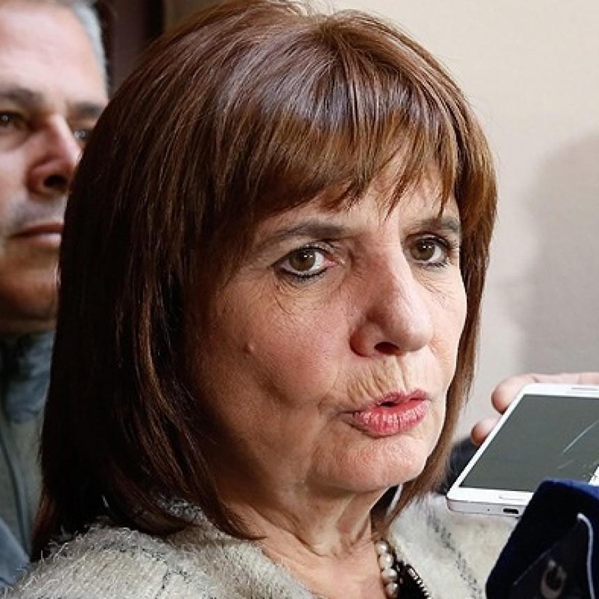 PATRICIA BULLRICH PROPONE DARLE LAS ISLAS MALVINAS A LA EMPRESA PFIZER