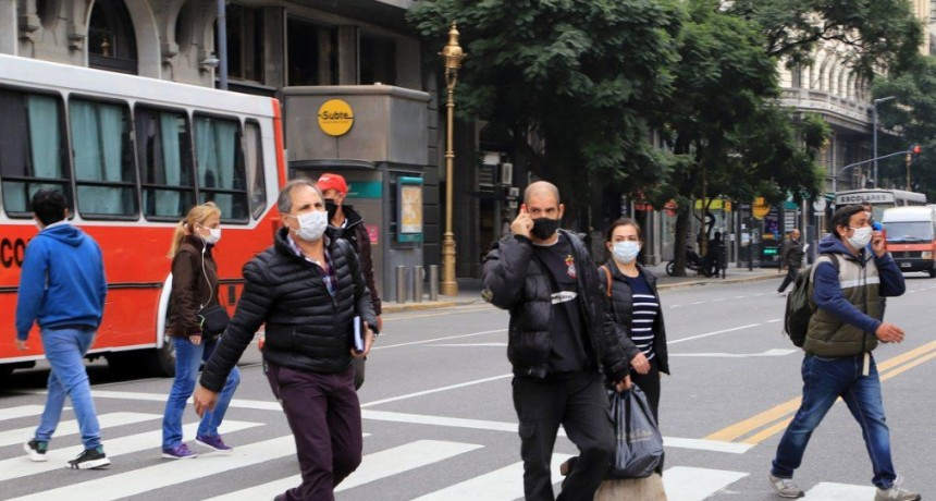 PREOCUPADOS INTENDENTES BONAERENSES PIDEN A LA CIUDAD PARA QUE REVEA LA FLEXIBILIZACIÓN DE LA CUARENTENA