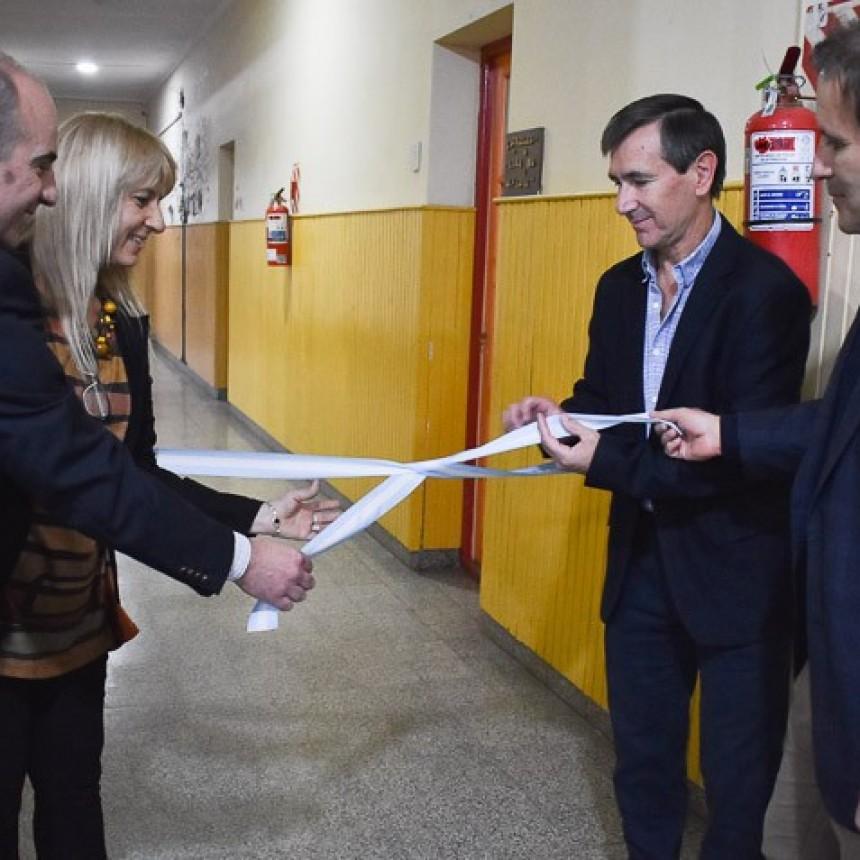 NUEVO CENTRO DE EDUCACION SECUNDARIA EN LEZAMA