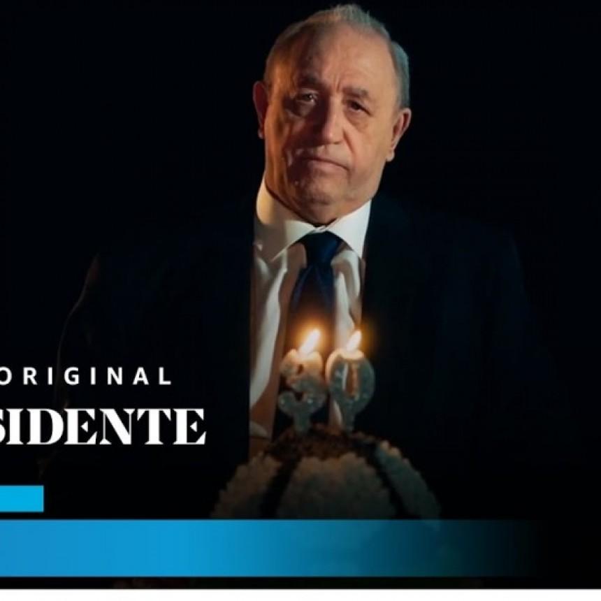 LOS HIJOS DE JULIO GRONDONA DEFIENDEN A SU PADRE ANTE LAS IMAGENES DE LA SERIE