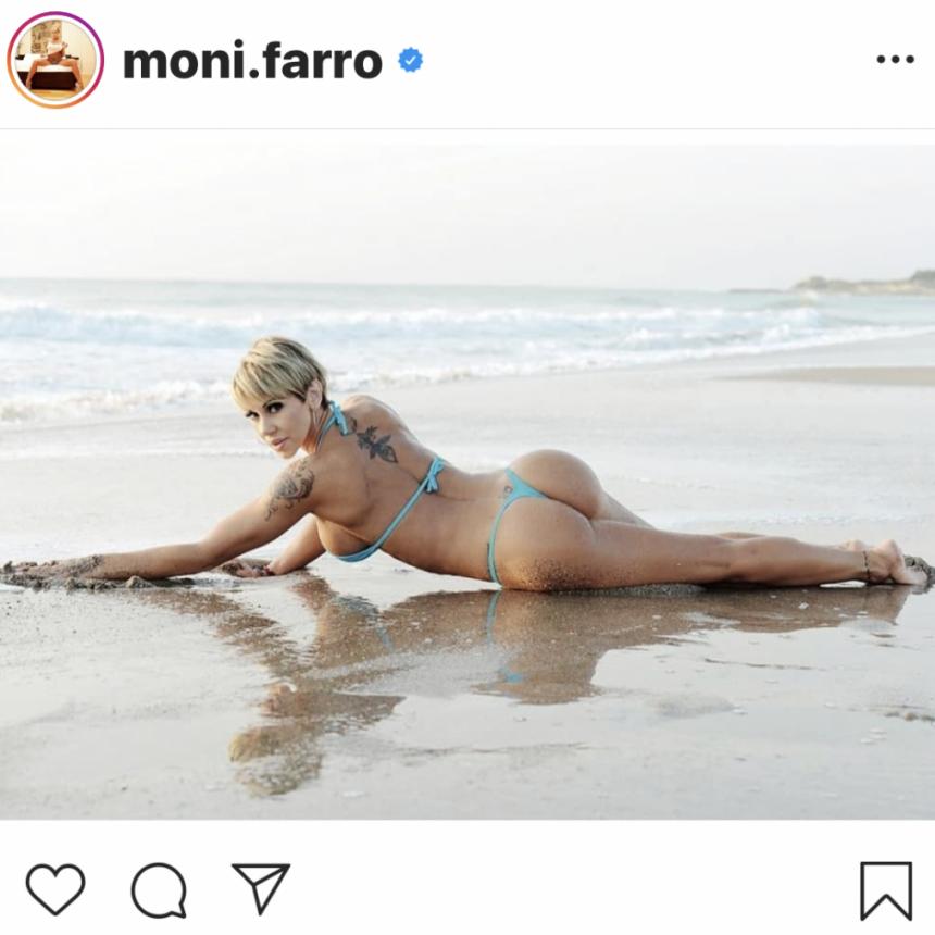 MÓNICA FARRO: