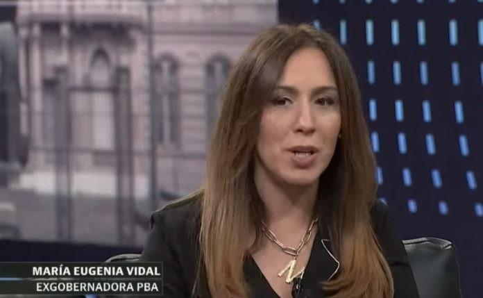 VIDAL RECONOCIÓ QUE MAURICIO MACRI LE PIDIÓ QUE SEA CANDIDATA EN LA PROVINCIA