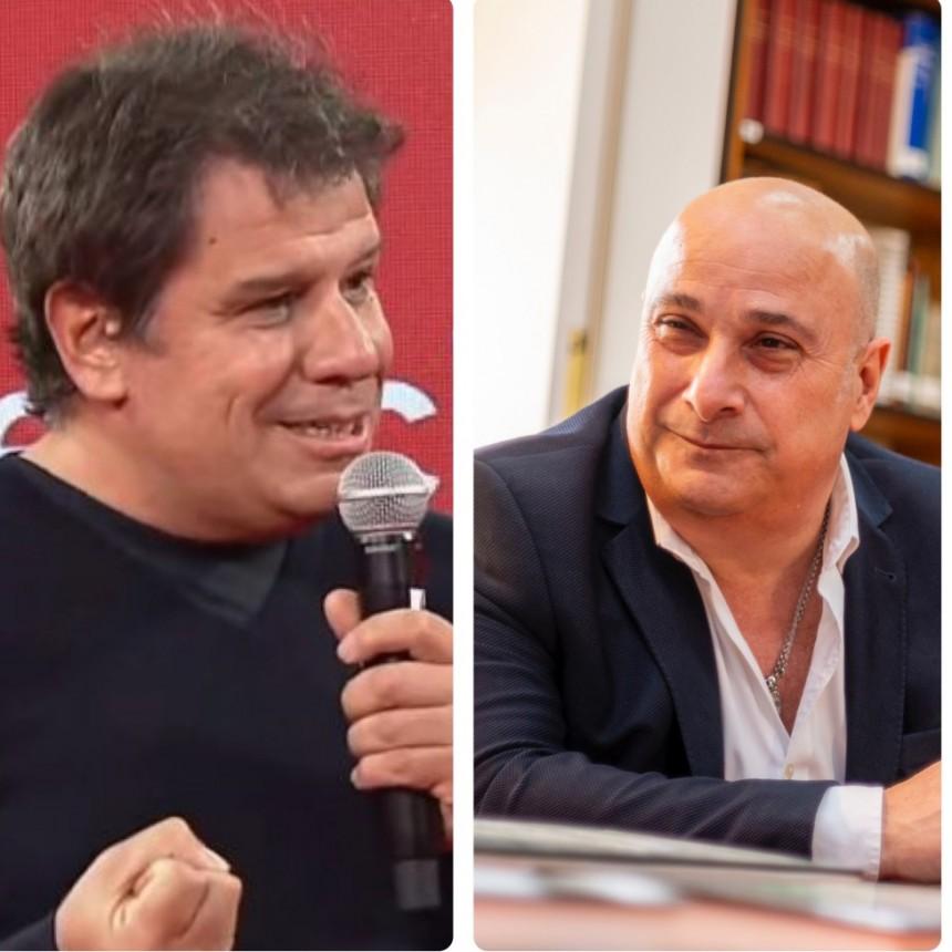 """CARLOS CASTELLANO:  """"SAN ISIDRO Y ARGENTINA NECESITAN MUCHOS FACUNDO MANES"""""""