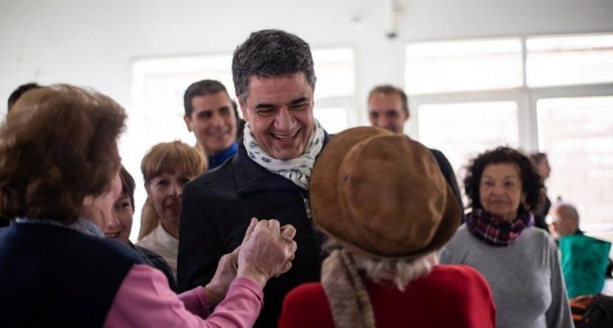JORGE MACRI CUESTIONÓ A LARROQUE:
