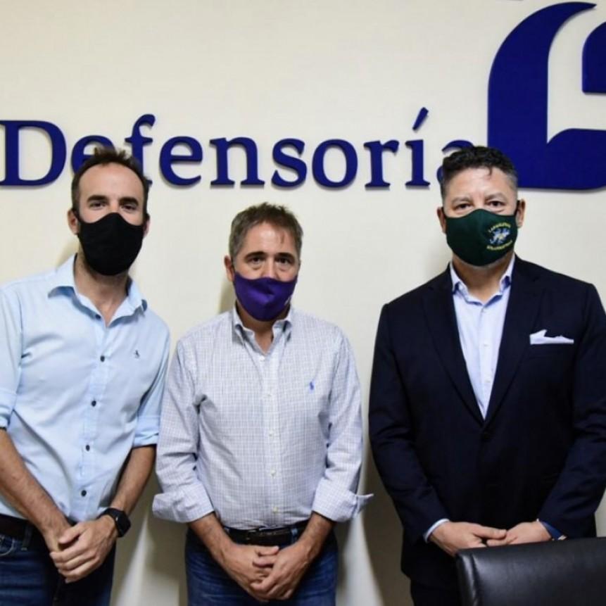 MERLO TIENE DEFENSORÍA DEL PUEBLO